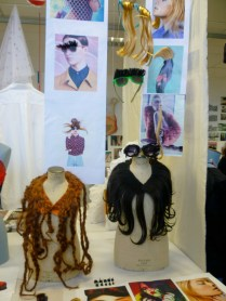 Fashion inspired by hair