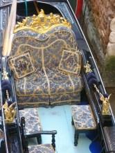 Luxurious gondola