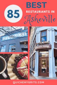 top 85 restaurants in Asheville, NC