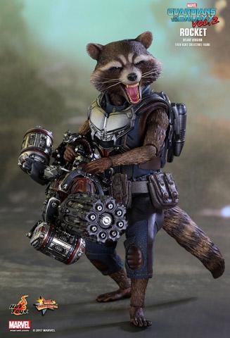Rocket Gardien De La Galaxie : rocket, gardien, galaxie, Guardians, Galaxy, Rocket, (Deluxe, Version)
