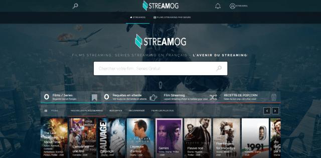 Streamog c'est l'avenir du Streaming en 2019