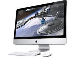 The new 27 inch iMac