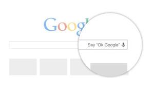 Google Voice Search Chrome Extension