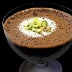 Yummy Dark Chocolate Mousse