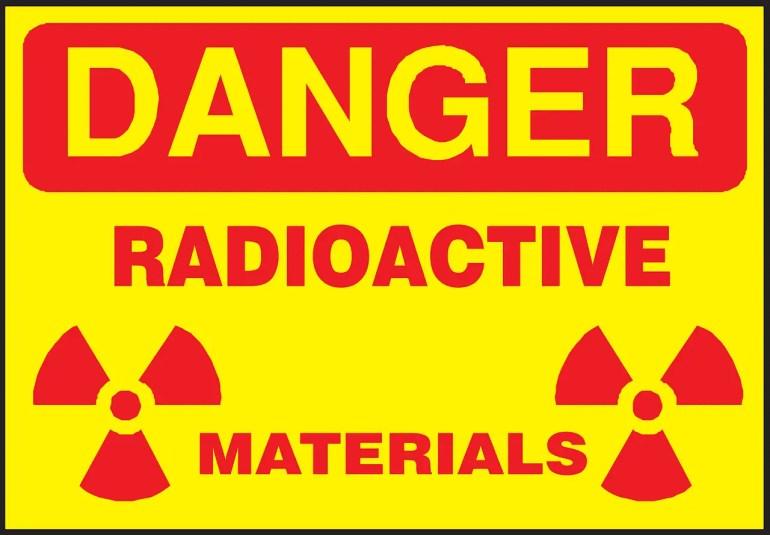 Radioactive waves