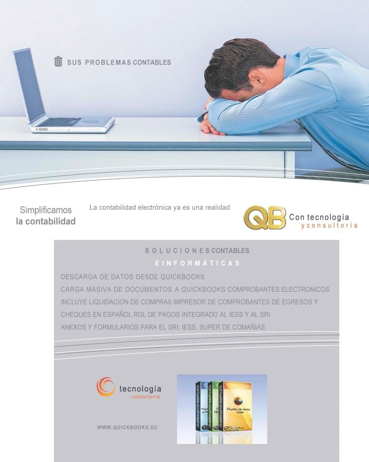 Soporte de Quickbooks en Ecuador