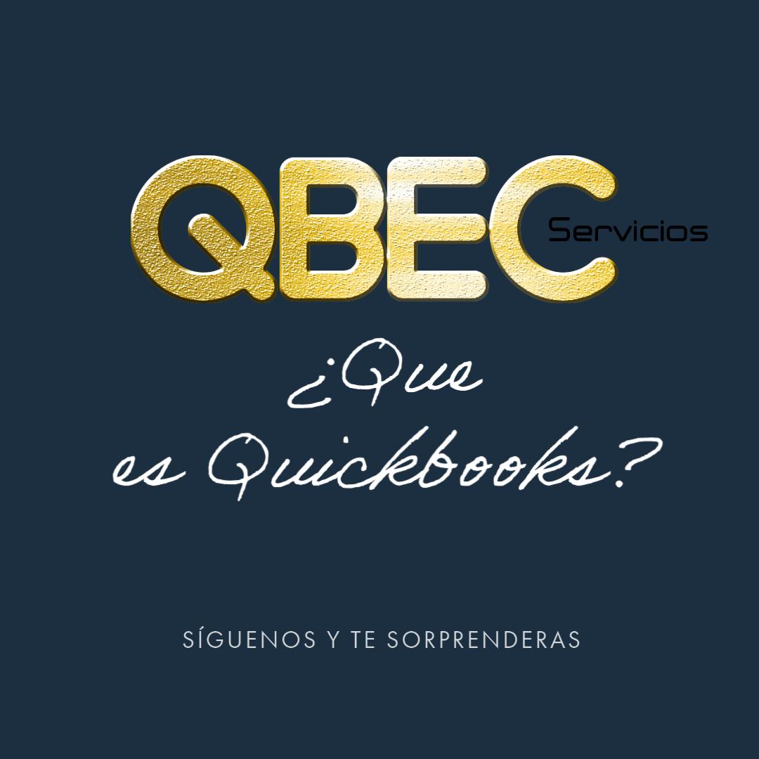 Que es Quickbooks