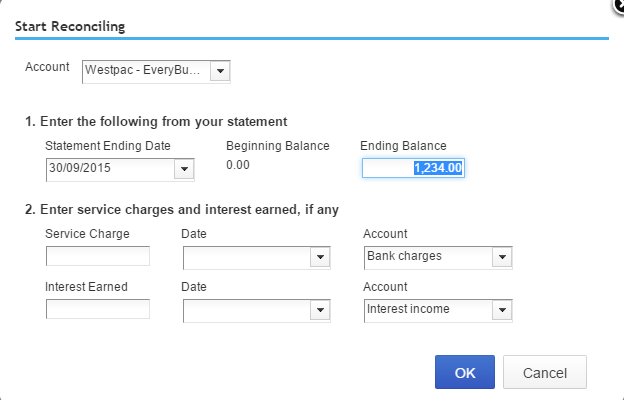 How To Reconcile Your Bank Accounts Quickbooks