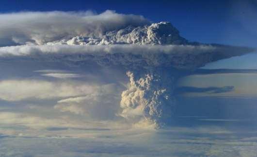 Erupção de vulcão ocasiona cancelamento de voo e passageiro é indenizado
