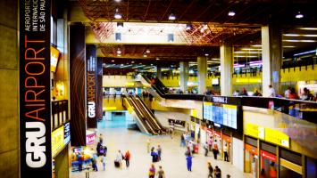 cancelamento de voo em Guarulhos