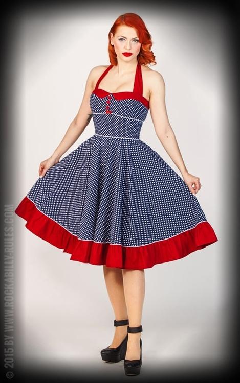 neckholder petticoat dress sweet