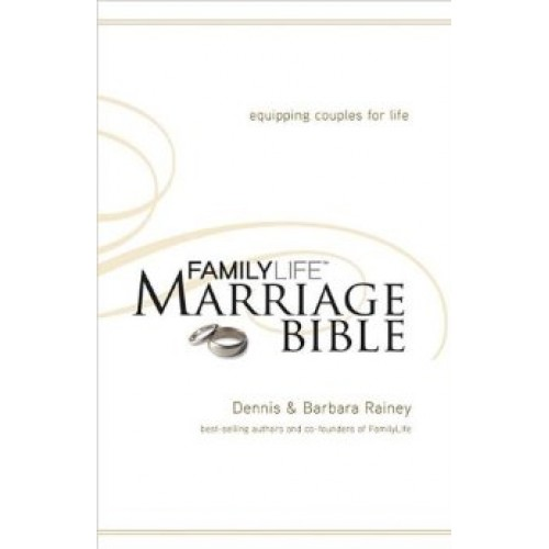 NkJV Family Life marriage Bible L/C: Equipping Couples for