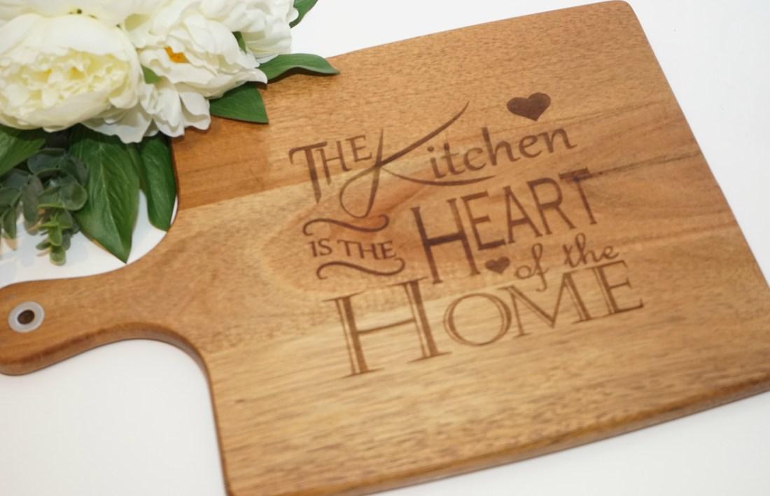 Chopping Board - Kitchen Design