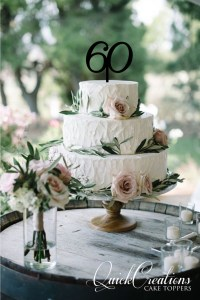 Quick Creations Cake Topper - 60