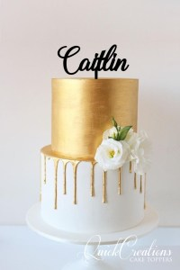 Quick Creations Cake Topper - Caitlin