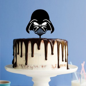 Quick Creations Cake Topper - Darth Vader