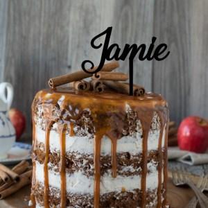 Quick Creations Cake Topper - Jamie