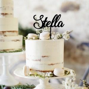 Quick Creations Cake Topper - Stella