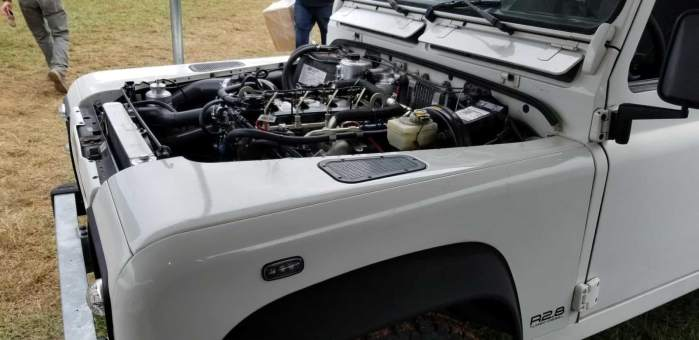 Cummins R2.8 R380 Defender