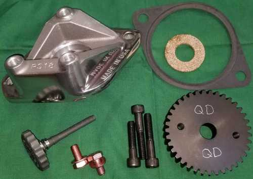 Cummins Power Steering pump kit