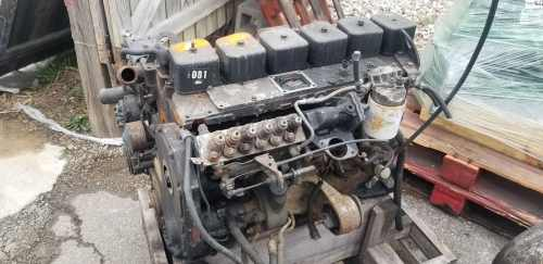 Cummins P Pump Long Block
