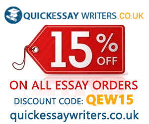 Quick Essay Writers 15% Off Discount