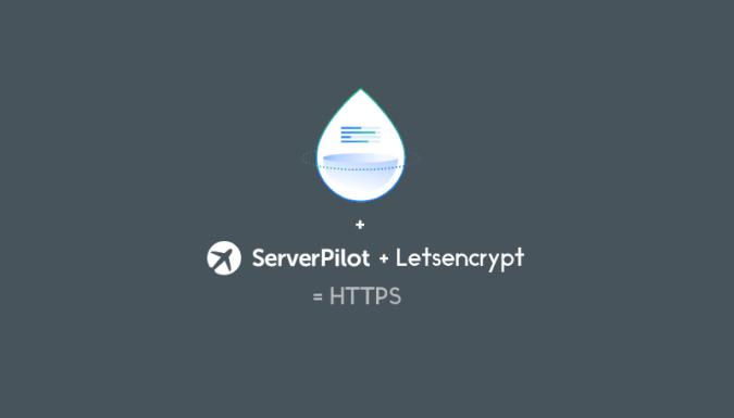 Installing LetsEncrypt SSL on ServerPilot Free (DigitalOcean Droplet)