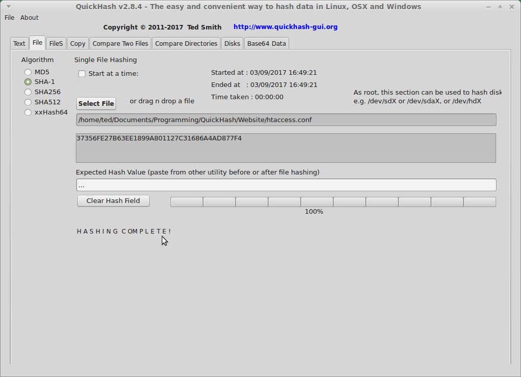 QuickHash-Linux-FileTab