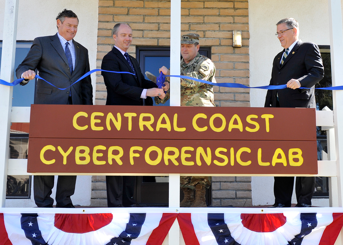 Central Coast Cyber Forensic Lab (CCCFL)