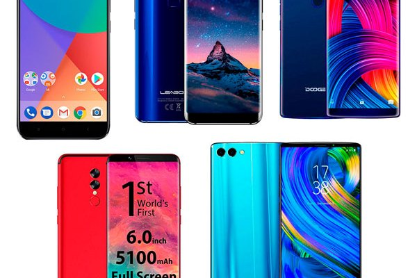 5 Best Chinese mobile phones under $250