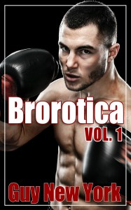 Brorotica Vol.1 Five stories of straight men and gay sex
