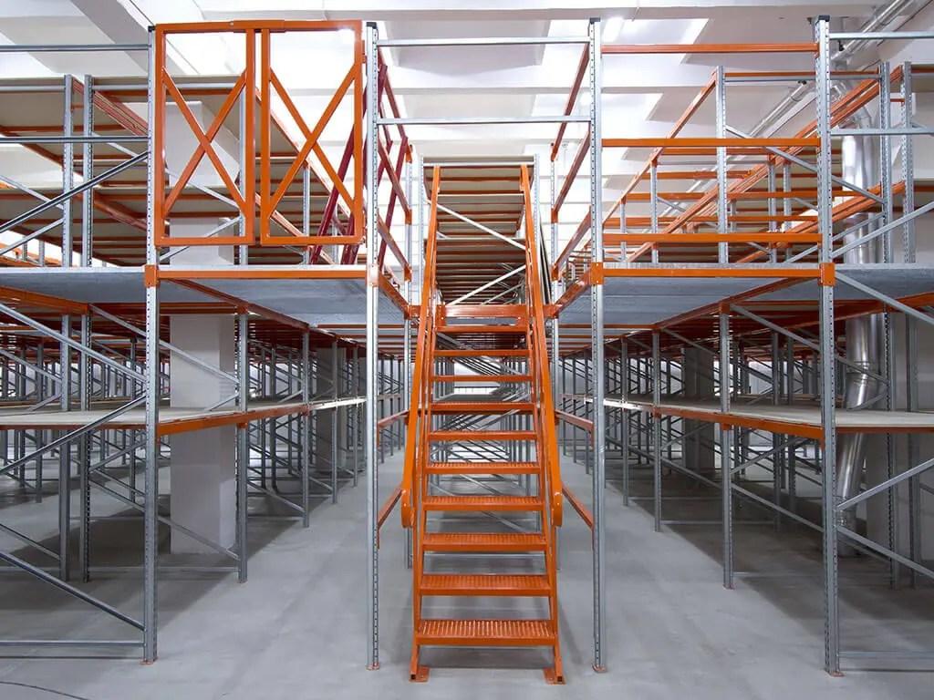 MultiTier Shelving  Quickline Storage  Quickline Storage