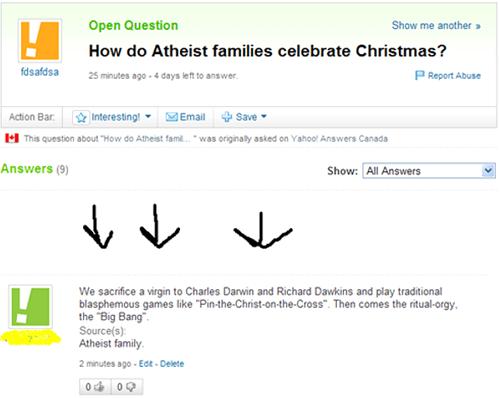 Do Atheists Celebrate Christmas?