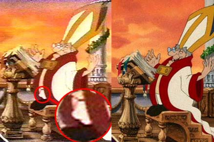 little mermaid erection subliminal messages