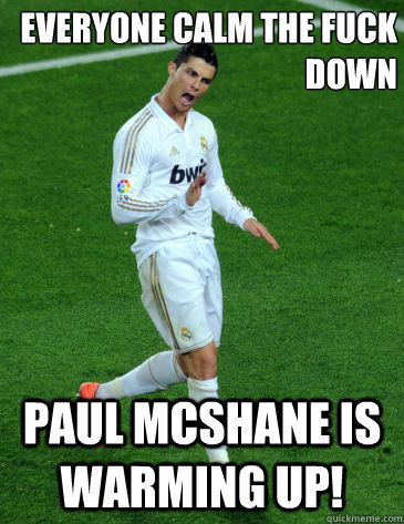 Everybody Calm Down Meme : everybody, Everybody, Penalty, Offsides, Cristiano, Ronaldo, Chill, Quickmeme