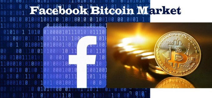 Facebook Bitcoins Marketplace on Groups