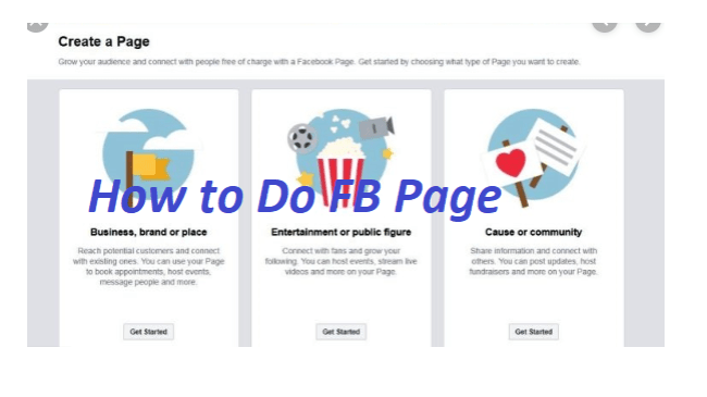 Create Page on Facebook   How to Do FB Page   Facebook Page Create New