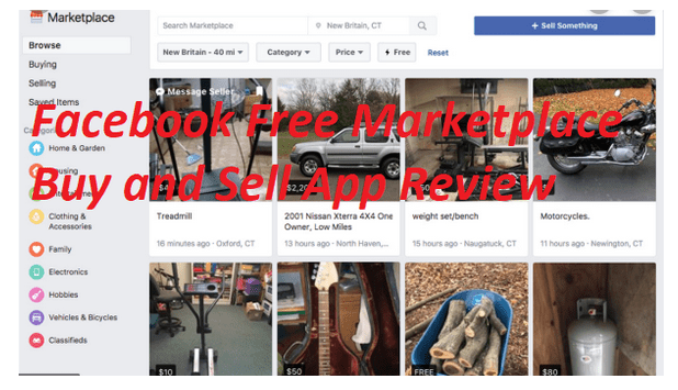 Buy and Sell App – Facebook Marketplace Review – Facebook Marketplace Near Me