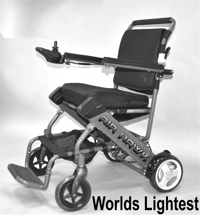 Air Hawk Worlds Lightest Power Wheelchair Quick N Mobile