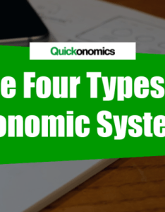 also the four types of economic systems quickonomics rh