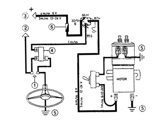 air horn wiring schematic  4 way switch wiring diagram