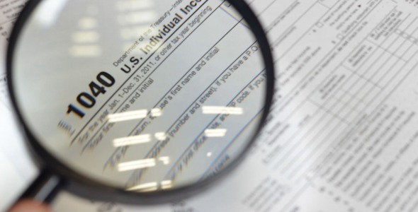 Individual.Tax.Forms.under.Magnifying.Glass