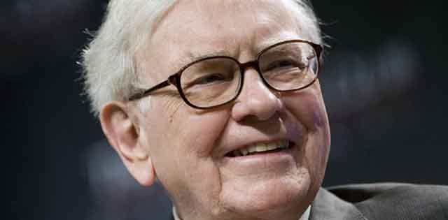 Warren Buffet's valuation theory