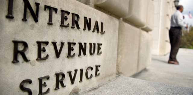 IRS Loses