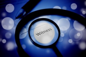 witness-testimony