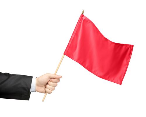 fraud red flag
