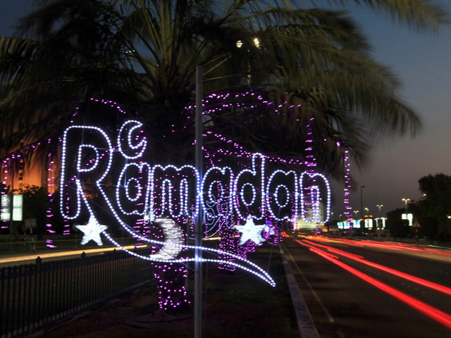 Fasting is key to ramadan celebrations