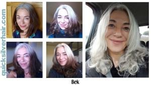 Images of Bek in her