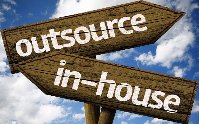 In-house vs. outsource