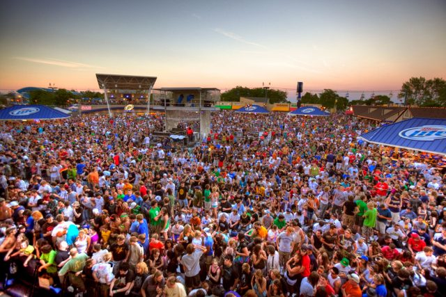 Top summer music festivals